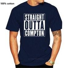 NWA – t-shirt droit Outta COMPTON N.W.A. Hip Hop Rap dr Dre Eazy E DJ Yella MC Ren Tee, tailles européennes-XXXL