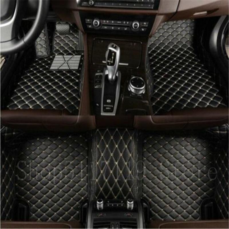Suitable for BMW X1 X2 X3 X4 X5 X6 2006-2020 luxury custom Liner Car trunk mat