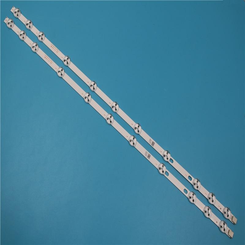 2шт x 32 дюймовый светодиодный сменный фонарь с подсветкой для VESTEL 32D1334DB VES315WNDL 01 VES315WNDS 2D R02 11 светодиодный s 574 мм| |   | АлиЭкспресс