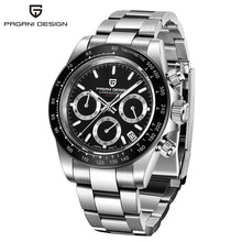 PAGANI DESIGN 2020 Brand Men Sports Quartz Watch Luxury Men Waterproof WristWatch New Fashion Casual Men Watch relogio masculino pagani design luxury brand watches men waterproof silicone strap fashion quartz simple watch chinese dragon calendar relogio new