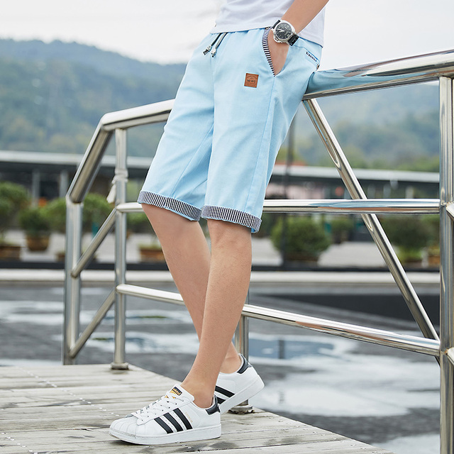 Fashion Cropped Outdoors Shorts 10