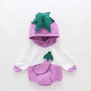 2021 New Cute baby Newborn Baby Princess Girl Clothes Set Long Sleeve Hoddies Romper +headband Clothes Autumn Winter Wear 0-18m
