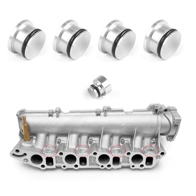 1.9 Z19DTH di Alluminio Accessori Auto Collettore di Aspirazione Cilindro Viti a Testa per Alfa Romeo Collettore di Aspirazione Turbinio Flap Blanks Saab