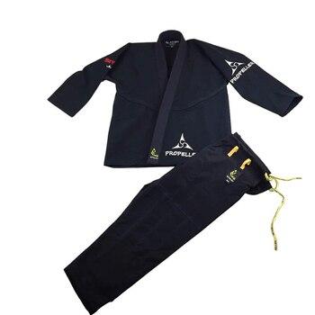 Jiu Jitsu brasileño Gi BJJ Gi para los hombres y las mujeres luchando uniforme gi Kimonos la competencia profesional Judo traje