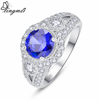 טבעת כסף 925 לנישואין דגם 4135
