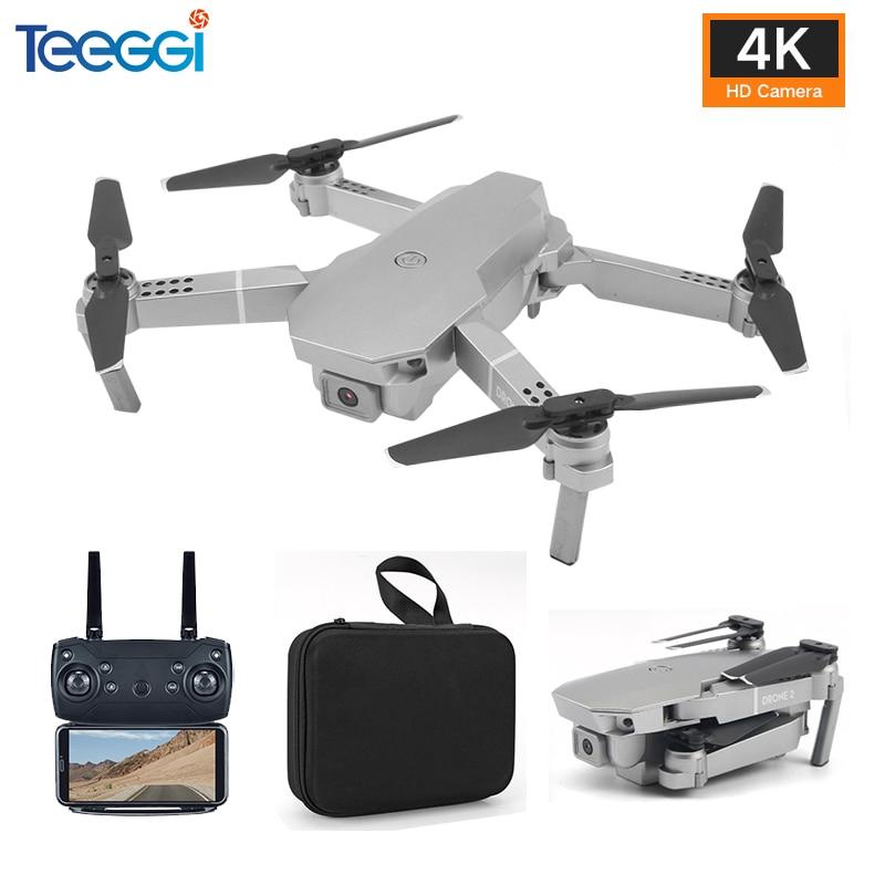 Teeggi M72 Drone 4K HD Camera WIFI FPV Drones video live Recording Quadcopter Height To maintain Drone Camera Toys VS E68 E58|RC Quadcopter| - AliExpress