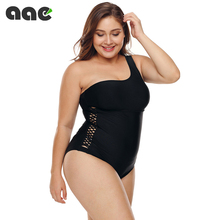 2020 Black Sexy Women Swimsuit Large Size One Piece Monokini Bikini Push-up Swimsuit Bathing Suit Swimwear Swimming Beach Bikini sexy tight fitting package hip vogue chic new 2017 beach bikini large size swimwear 11 color select