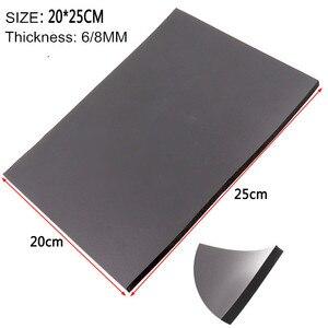 Супер мягкий 25x20 см ОСА Вакуумный Ламинатор резиновый коврик ЖК-дисплей экран ремонтный инструмент прессовый фильтр специальная губка
