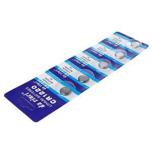 Image 3 - 25 pièces pile bouton CR1220 Lithium pile bouton 1.55V DL1220 BR1220 LM1220 CR 1220 montre électronique jouet à distance J6PB