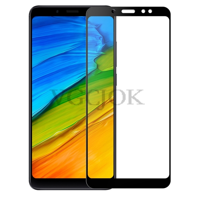 11D Tempered Glass For Xiaomi Redmi 5 Plus 5A Go 6 6A 7A S2 Full Cover Screen Protector On Redmi Note 5 5A 6 Pro Protective Film 4