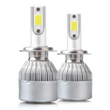 Koplamp Lampen Auto Verlichting Voor H7 Led Projector H19 Led Led Lamp 12V Auto Led Koplamp Hb4 Led Led lamp 24V Led Lamp H7 H4