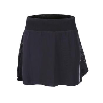 2019 sportowa spódnica podzielona damska krótka spódniczka Fitness Outdoor Running Casual spódnica wolant oddychająca spódnica do tenisa treningowego tanie i dobre opinie