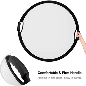 Image 4 - Selens 80CM 5 in 1 Reflector Photography Portable Light Reflector with Carring Case for photography photo studio accessories