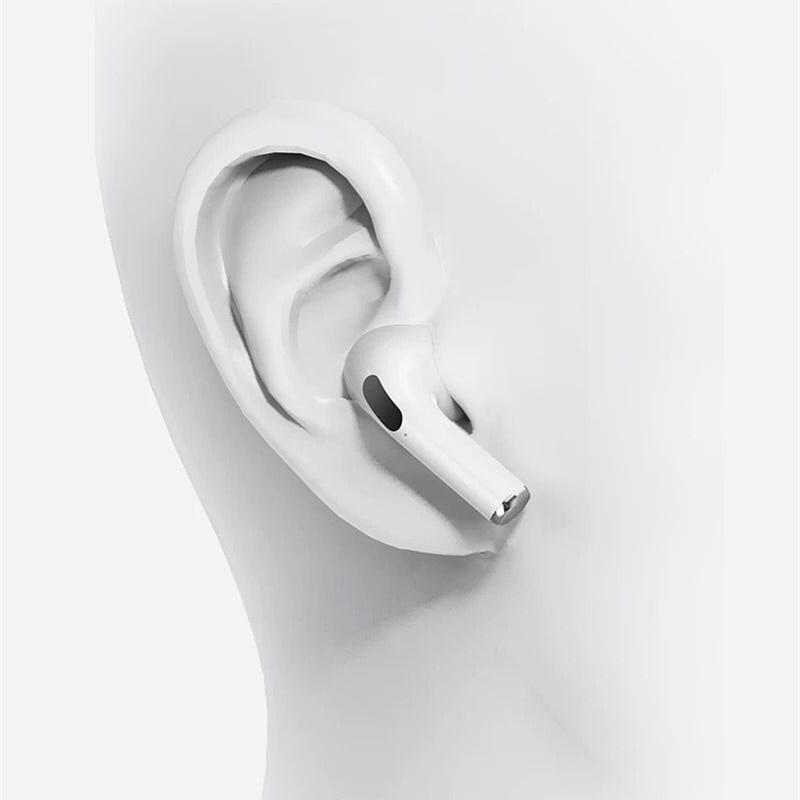 965873 fones de ouvido sem fio estéreo esportes fones de ouvido com microfone i9300