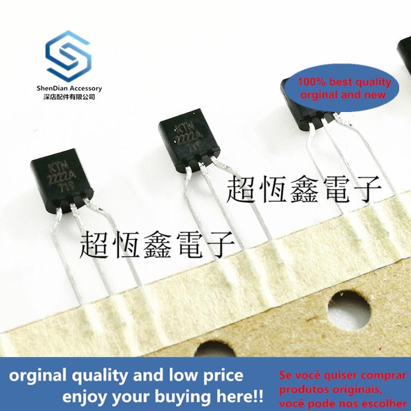 10pcs 100% Orginal New Best Qualtiy KTN2222A 2222A Ribbon Laser Word Real Photo