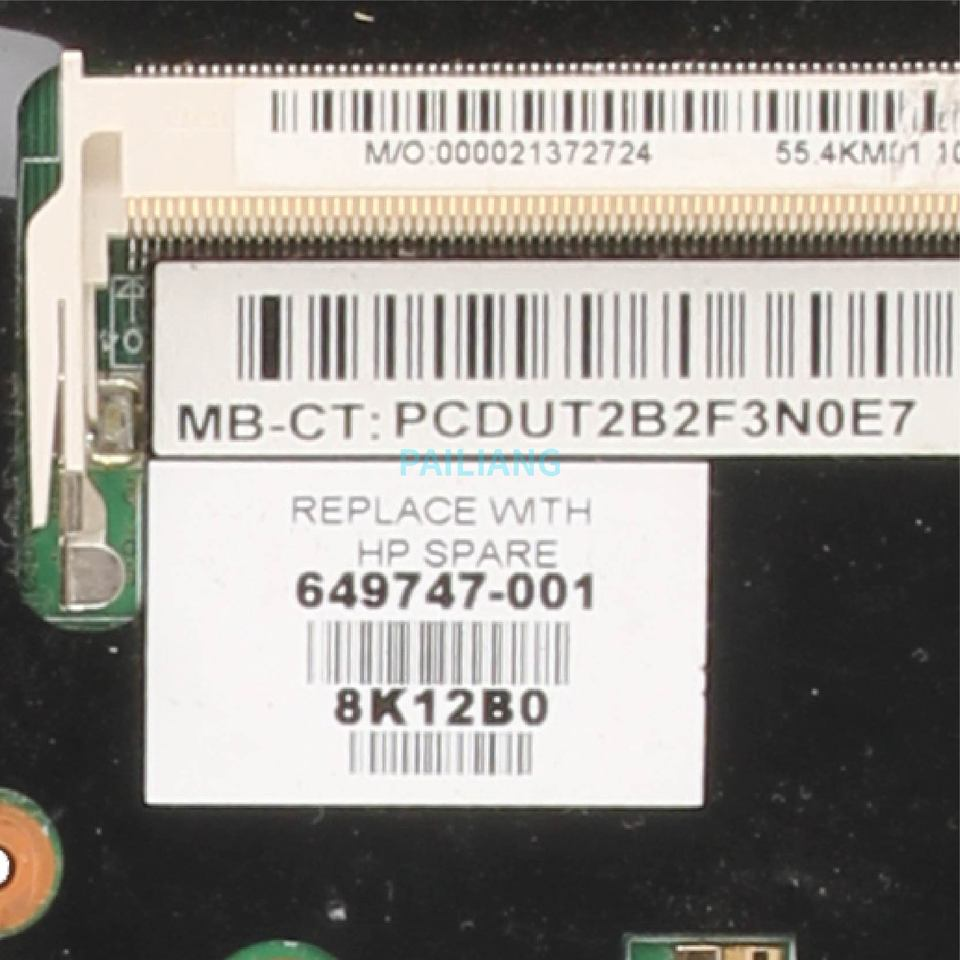 HP Systemboard Renewed Sparepart 464764-001