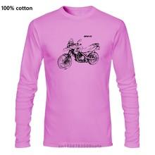 2020 mode G650GS T-Shirt mit Grafik G 650GS Motorcycyle Rally G 650 GS Motorrad Fahrer T hemd
