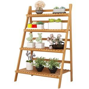 Садовые полки для растений Varanda Soporte Interior Estanteria Para Plantas, напольная Балконная полка, Цветочная подставка