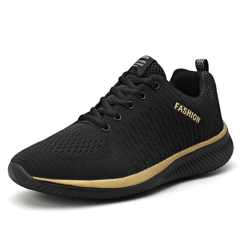 Men Running Shoes Comfortable Sport Shoes Men Trend Lightweight Walking Shoes Men Sneakers Breathable Zapatillas 8