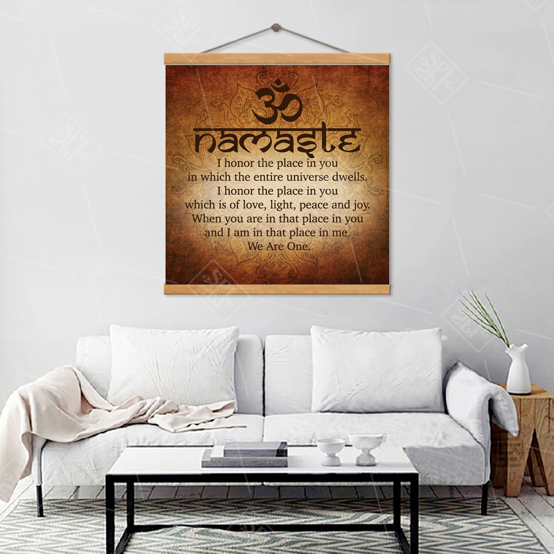 Namaste-Art-Calligraphy-Canvas-Painting-Modern-Wall-Art-Print-Picture-Meditation-Buddha-Painting-Bedroom-Decoration-Posters (3)