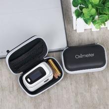 Pulse Oximeter VKTECH Finger Bag Storage-Bag Protect-Box-Case Zipper Neutral Potable