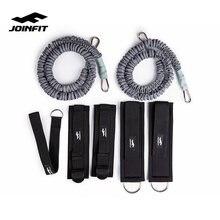 Тренировочные эластичные ленты joinfit Эспандеры для фитнеса