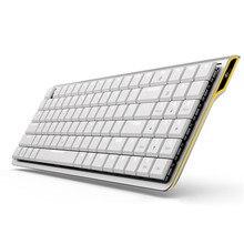 96 tasten bluetooth & USB Verdrahtete Tastatur Dual Modus Kailh Low-profil Choc Schalter Mechanische Gaming Tastatur Für Android / ios
