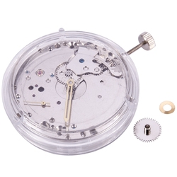 Manual Mechanical Movement 6497 Small Trimmer 9 O'Clock Small Seconds Watch Accessories