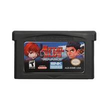 Pour Nintendo GBA jeu vidéo cartouche Console carte métal limace avance langue anglaise Version américaine