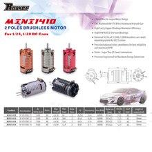 Mini 1410 2500KV 3500KV 5500KV 7500KV Động Cơ 18A ESC cho Kyosho Mr03 Pro Nguyên Tử DRZ 1/24 1/28 1/32 RC Mini Z Trôi Xe Ô Tô