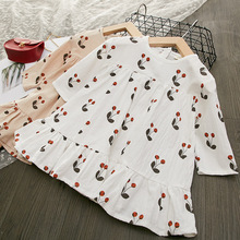 2019 Girl Dress Kids Dresses for Girls Travel Chiffon Princess Baby Girl Clothes Summer Long Sleeve Tutu Dress Kids Clothes neat wholesale new baby girl clothes college style lovely girls dresses kids clothes long sleeve dress cartoon elephant sg006
