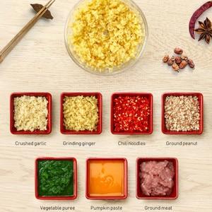 Image 5 - Slicer Garlic Press Mini Stainless Steel Pressure Multi Function Ground Peanuts Mashed Kitchen Gadget Seasoning tool N h4