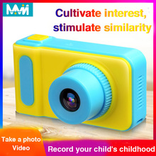 Digital Camera 1080P Mini Cam For Kids Baby Cute Cartoon Cam