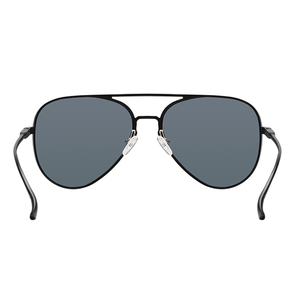 Image 4 - 100% Origianl Xiaomi Mijia Aviator Pilot Traveler Sunglasses Polarized Lens Sunglasses for Man and Woman mi life Sunglas