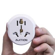 Converter Socket-Plug Travel-Charger-Adapter Power Universal EU To US AU 250V Euro UK