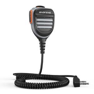 Image 3 - Abbree AR 780 PTT REMOTE กันน้ำลำโพงไมโครโฟนสำหรับวิทยุ Kenwood TYT Baofeng UV 5R 888S UV 82 Walkie talkie