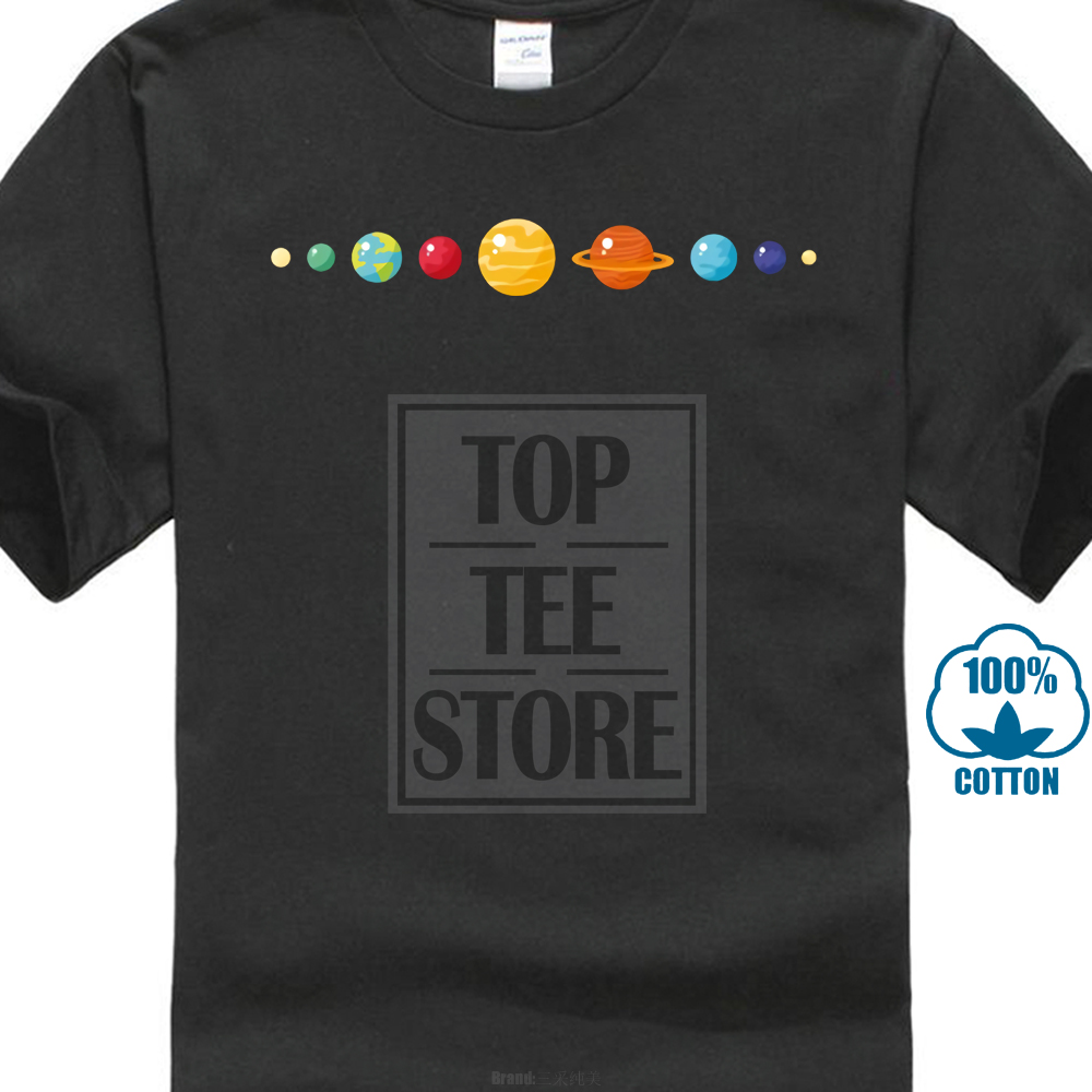 New SOLAR SYSTEM Youth T Shirt