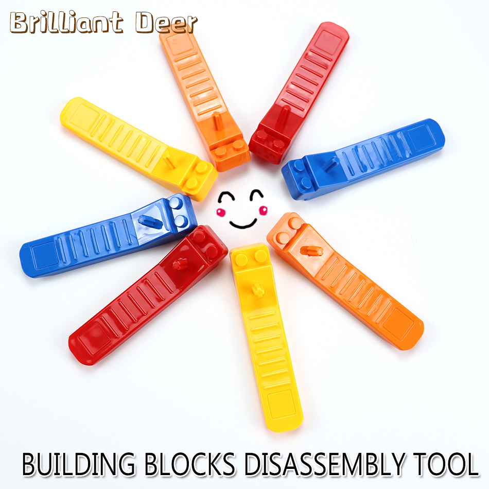 3PCS/lot Disassembly Device Tool Accessories For Classic Building Blocks Separator Brick Parts Compatible Legoed Classic Bricks