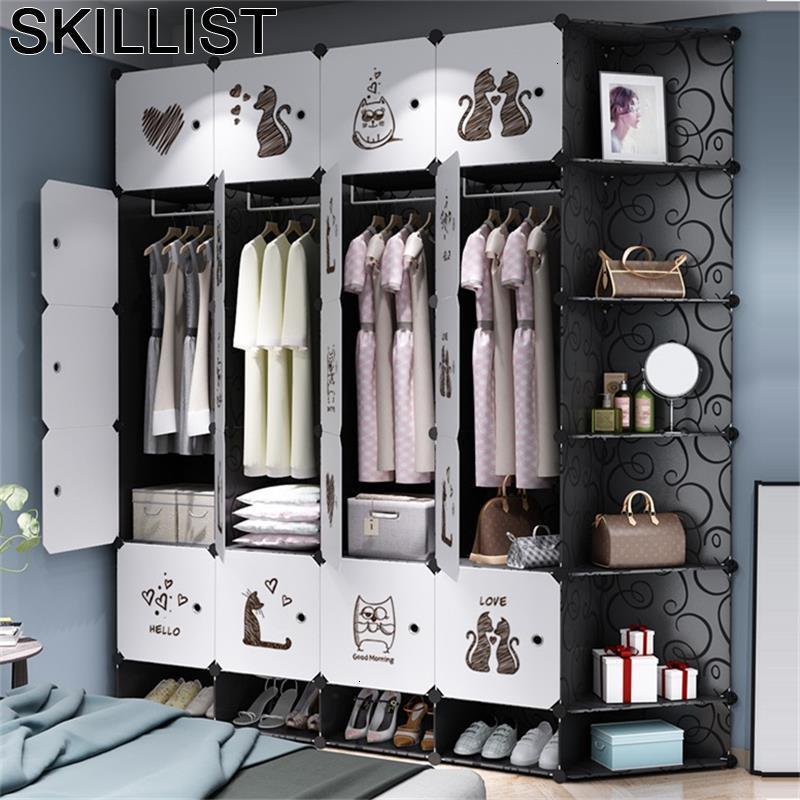 Armario Ropa Ropero Moveis Para Casa Meuble Rangement Guarda Roupa Bedroom Furniture font b Closet b