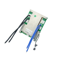 цена на Bluetooth Smart BMS 4S 60A 80A 100A 120A 3.7V 14.8VLi-ion/3.2V 12.8V Lifep04 battery protection board UART/485/CAN Bluetooth