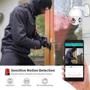 Image 3 - Hamrolte HD1080P Wifi Camera H.265x Mini Pan/Tilt Onvif IP Camera Nightvision Motion Detection ICsee Waterproof Outdoor Camera