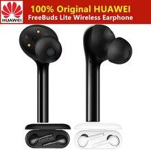 Originele Huawei Freebuds Lite Draadloze Koptelefoon Bluetooth Micro Usb Headset Muziek Touch Dubbele Tap Met Microfoon Bluetooth Oortelefoon