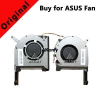 Brand new original laptop / notebook processor / GPU cooling fan for ASUS Strix TUF 6 FX505 FX505G FX505GE FX505GD
