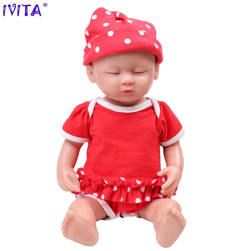 Кукла реборн силиконовая, 38 см, 1,8 кг, с одеждой
