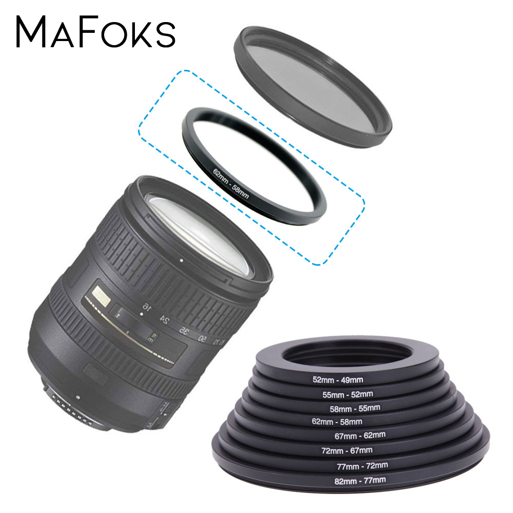72mm to 67mm 72-67mm 72mm-67mm 72-67 Stepping Step Down Filter Ring Adapter UK