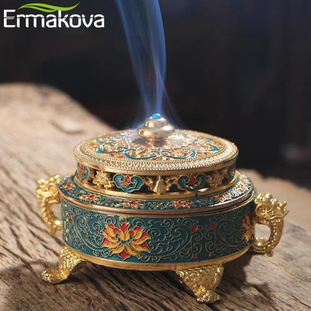 Ermakova incense holders incense b