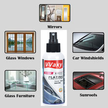 CARPRIE 2019 new Automotive Glass Coating Agent Rainproof Agent 150ML 9H Glass Rain Mark Oil Film Remover Car Glass Coating(China)