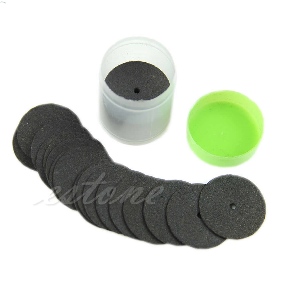 36pcs/lot Resin Cutting Wheel Disc Blade Cut Off Set Kit For Dremel Rotary Hobby Tool L29k