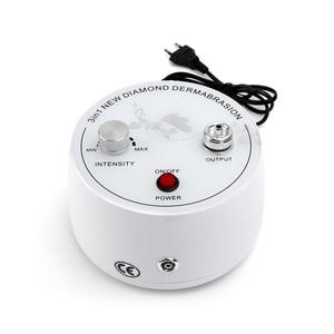 Image 1 - 3 In 1 Diamond Microdermabrasion Dermabrasion Machine Water Spray Exfoliation Machine Wrinkle Facial Peeling Beauty Device SPA