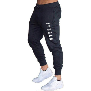 2020 New Men Joggers for Jordan 23 Casual Men Sweatpants Gray Joggers Homme Trousers Sporting Clothing Bodybuilding Pants K - 4XL, 16
